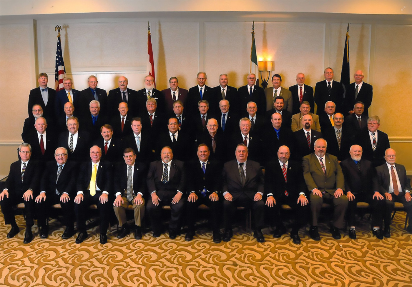 2016 Grand Secretaries of North America